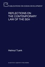 Cover Reflections on the Contemporary Law of the Sea