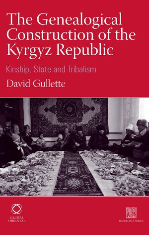 Cover The Genealogical Construction of the Kyrgyz Republic