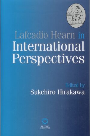 Cover Lafcadio Hearn in International Perspectives