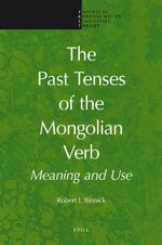 Cover The Past Tenses of the Mongolian Verb