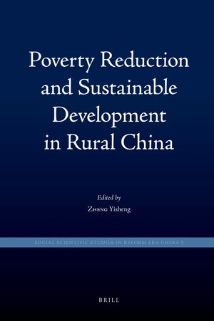 Cover Poverty Reduction and Sustainable Development in Rural China