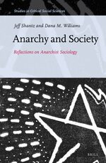 Cover Anarchy and Society