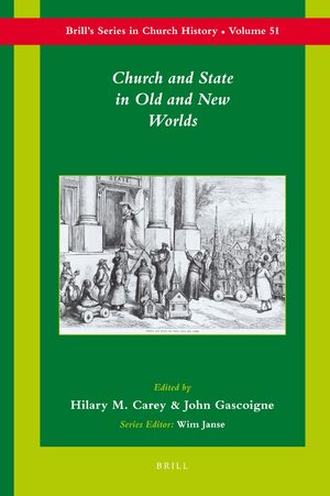 Cover Church and State in Old and New Worlds