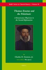 Thomas Erastus and the Palatinate