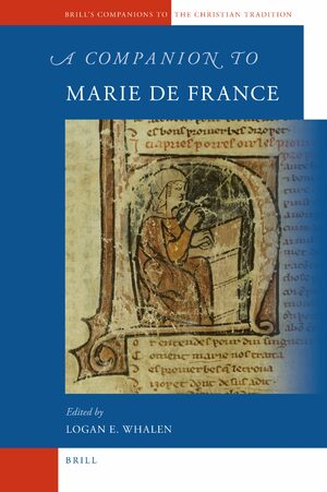 Cover A Companion to Marie de France