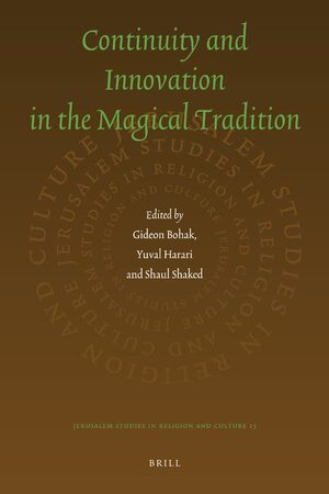 Cover Continuity and Innovation in the Magical Tradition