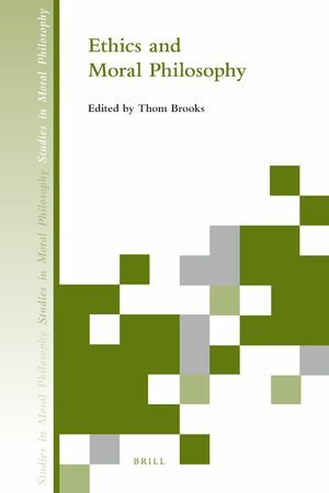 Cover Ethics and Moral Philosophy