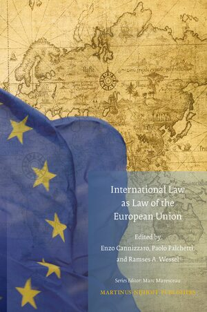 Cover International Law as Law of the European Union