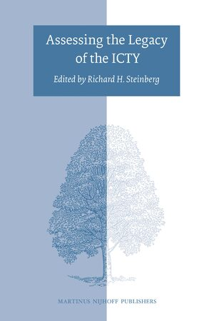 Cover Assessing the Legacy of the ICTY
