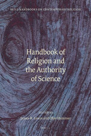 Cover Handbook of Religion and the Authority of Science
