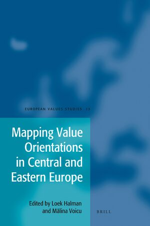 Cover Mapping Value Orientations in Central and Eastern Europe
