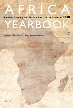 Cover Africa Yearbook Volume 7