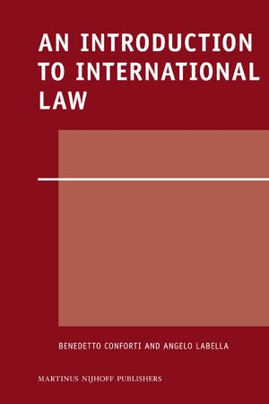 Cover An Introduction to International Law