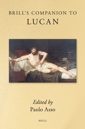 Cover Brill's Companion to Lucan