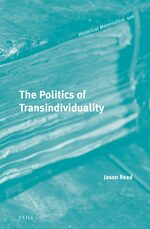Cover The Politics of Transindividuality