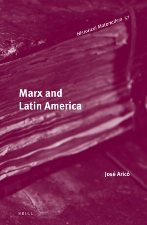 Cover Marx and Latin America