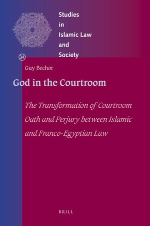 Cover God in the Courtroom
