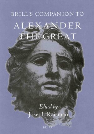 Cover Brill's Companion to Alexander the Great