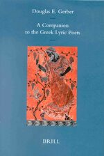 Cover Echoes and Imitations of Early Epic in Apollonius Rhodius