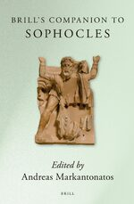 Cover Brill's Companion to Sophocles