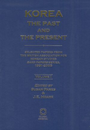 Cover Korea: The Past and the Present (2 vols)
