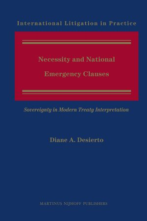 Cover Necessity and National Emergency Clauses