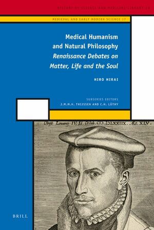 Cover Medical Humanism and Natural Philosophy