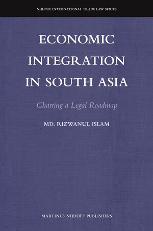 Cover Economic Integration in South Asia