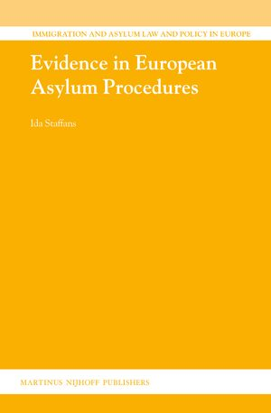 Evidence in European Asylum Procedures
