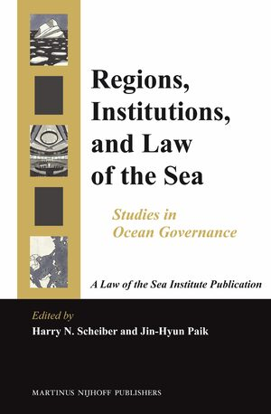 Cover Regions, Institutions, and Law of the Sea