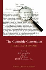Cover The Genocide Convention