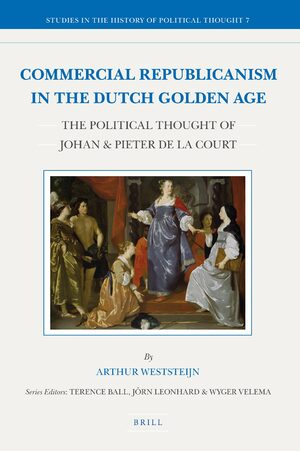 Cover Commercial Republicanism in the Dutch Golden Age
