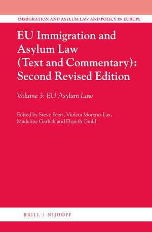 Cover EU Immigration and Asylum Law (Text and Commentary): Second Revised Edition