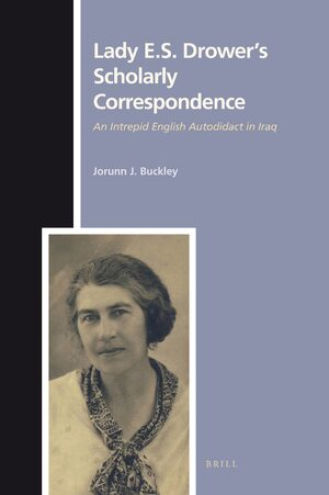 Cover Lady E. S. Drower's Scholarly Correspondence