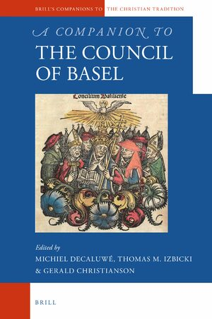 Cover A Companion to the Council of Basel
