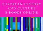 Cover European History and Culture E-Books Online, Collection 2010