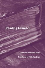 Cover Reading Gramsci