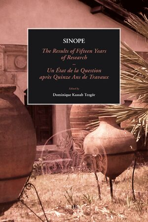 Cover Sinope, The Results of Fifteen Years of Research. Proceedings of the International Symposium, 7-9 May 2009