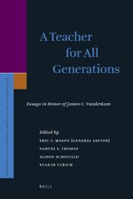 A Teacher for All Generations (2 vol. set)