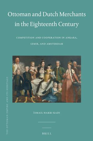 Cover Ottoman and Dutch Merchants in the Eighteenth Century