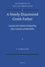 Cover A Newly Discovered Greek Father