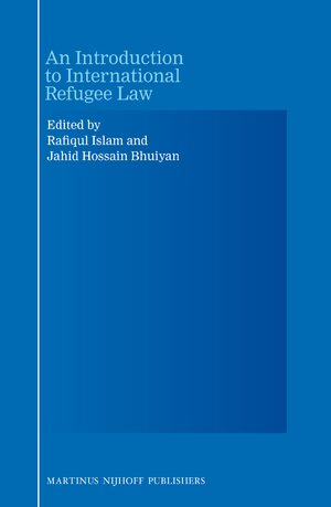 Cover An Introduction to International Refugee Law