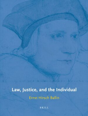 Cover Law, Justice, and the Individual