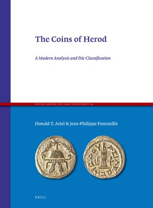 Cover The Coins of Herod