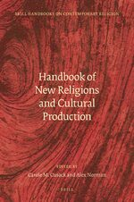 Cover Handbook of New Religions and Cultural Production