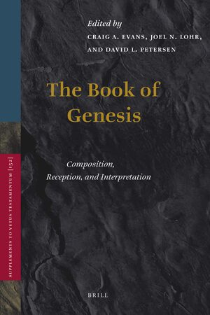 Cover The Book of Genesis