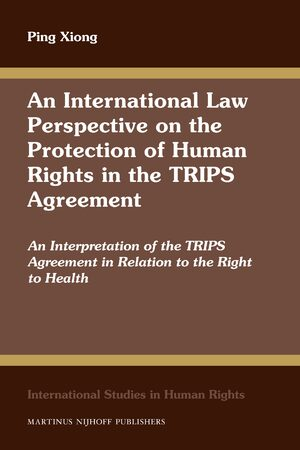 An International Law Perspective On The Protection Of Human Rights In