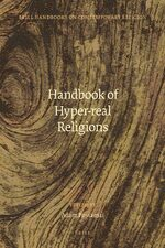 Cover Handbook of Hyper-real Religions