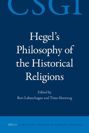 Hegel's Philosophy of the Historical Religions