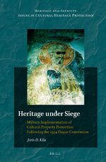 Cover Heritage under Siege